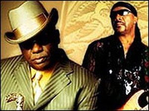 The Isley Brothers' members make mood music for special occasions.
