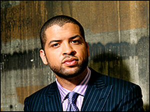 Pianist Jason Moran often uses pre-recorded dialogue as a guide for etching melodic statements.