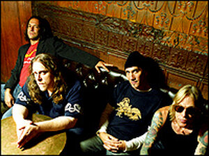 Gov't Mule unleashes a heavy-lidded blast of topical rock.