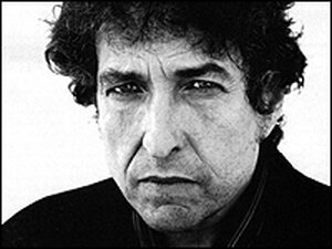 Bob Dylan's inflections and asides give his thoughts resonance.