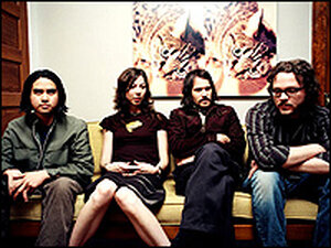 Silversun Pickups brings to mind a sort of alternate-universe Smashing Pumpkins.