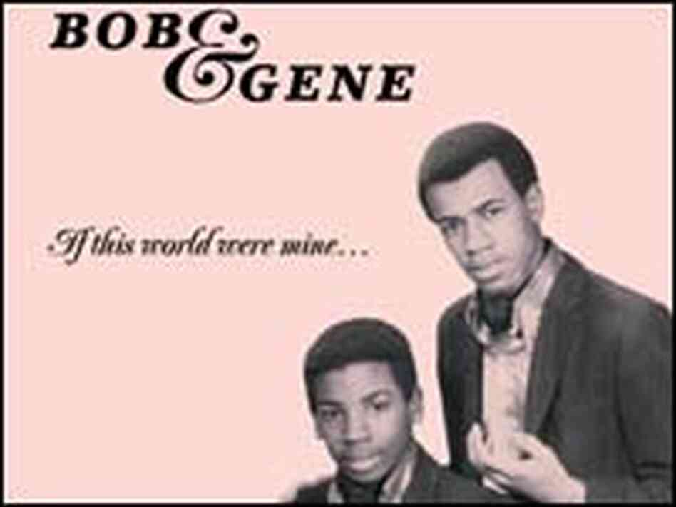A New York soul duo, Bob & Gene never got to release its e