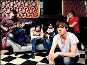 The Scottish band Idlewild pairs d