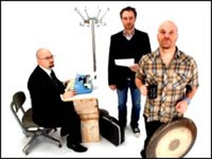The Bad Plus lets jazz and rock bleed together to create a new whole.