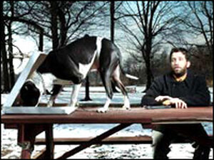 Film composer David Wingo employs his cinematic instincts when making music in Ola Podrida.