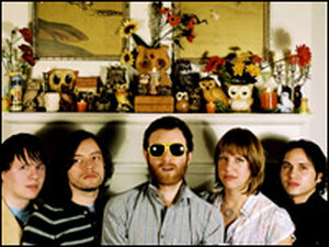 Coyote Bones' members mix growling angst and gentle introspection.