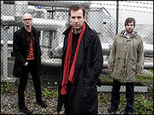 The Bell plays wiry guitar-rock in the tradition of Echo and the Bunnymen.