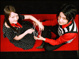 """On The White Stripes' """"Rag and Bone,"""" drummer Meg White finally gets to showcase her personality."""