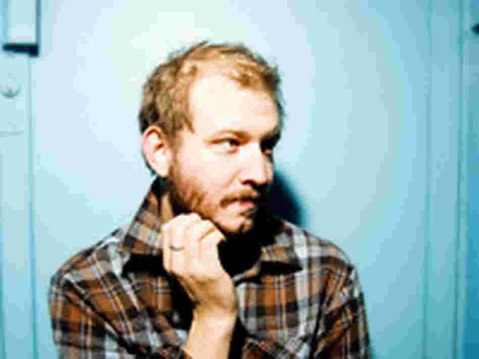 Justin Vernon of Bon Iver makes slow, thoughtful music that builds quietly.