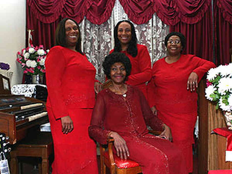 300 Naomi Shelton and the Gospel Queens