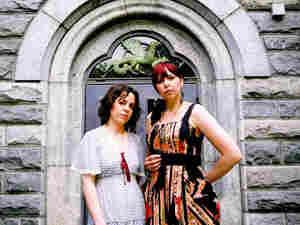 Miss Murgatroid and Petra Haden 300