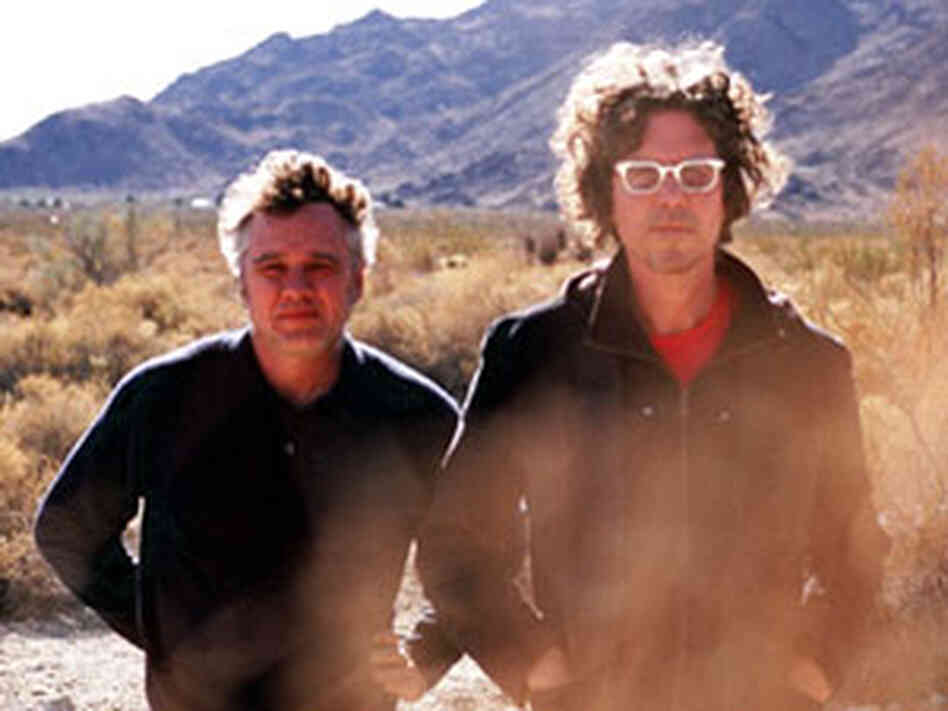 Mark Olson and Gary Louris 300