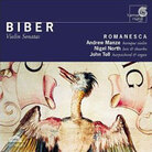 Cover for Biber: Violin Sonatas