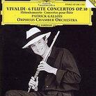Cover for Vivaldi: Flute Concertos