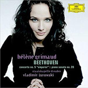 """Beethoven: Concerto No. 5 """"Emperor"""" & Piano Sonata No. 28"""