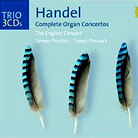 Cover for Handel: Complete Organ Concertos