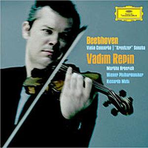 "Beethoven: Violin Concerto & ""Kreutzer"" Sonata"