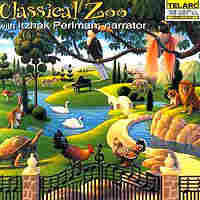 Cover for Classical Zoo
