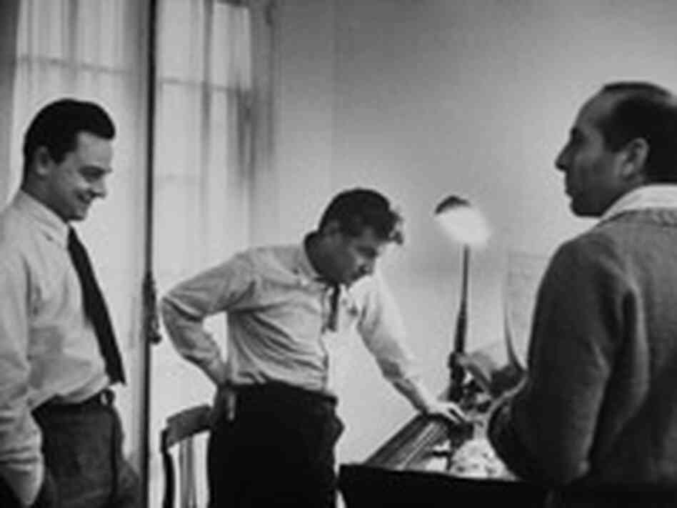 """jerome robbins jazz biography essay """"young again: ny export: opus jazz"""" an essay by john lithgow  more  than deborah jowitt in her recent robbins bio, vaill delves into robbins's."""