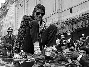 Michael Jackson sit