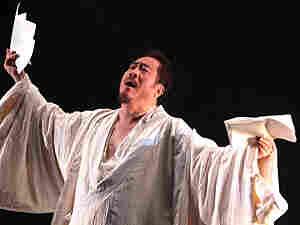 Hao Jiang Tian as Li Bai