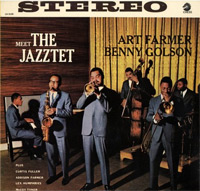 Cover for Meet the Jazztet