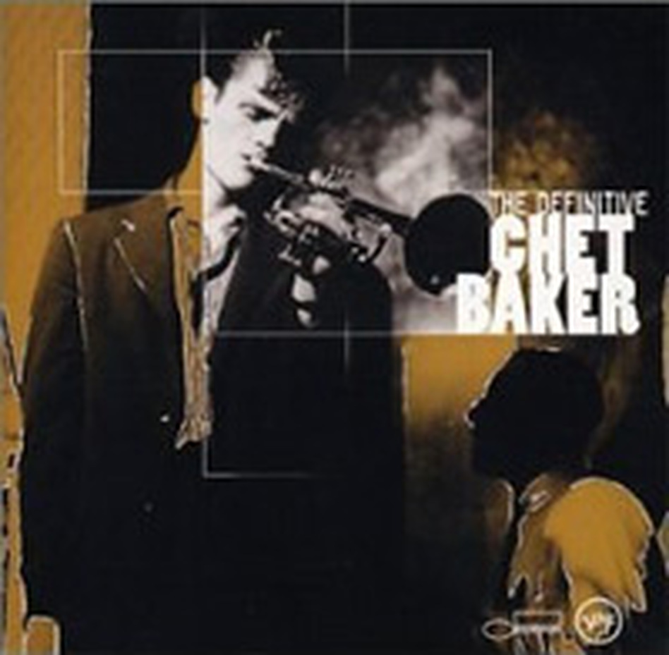 Cover for The Definitive Chet Baker