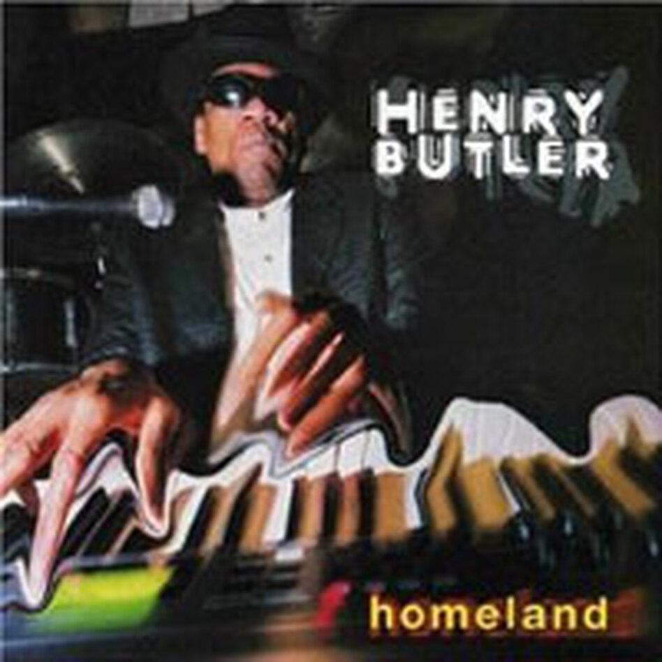 Cover for Homeland