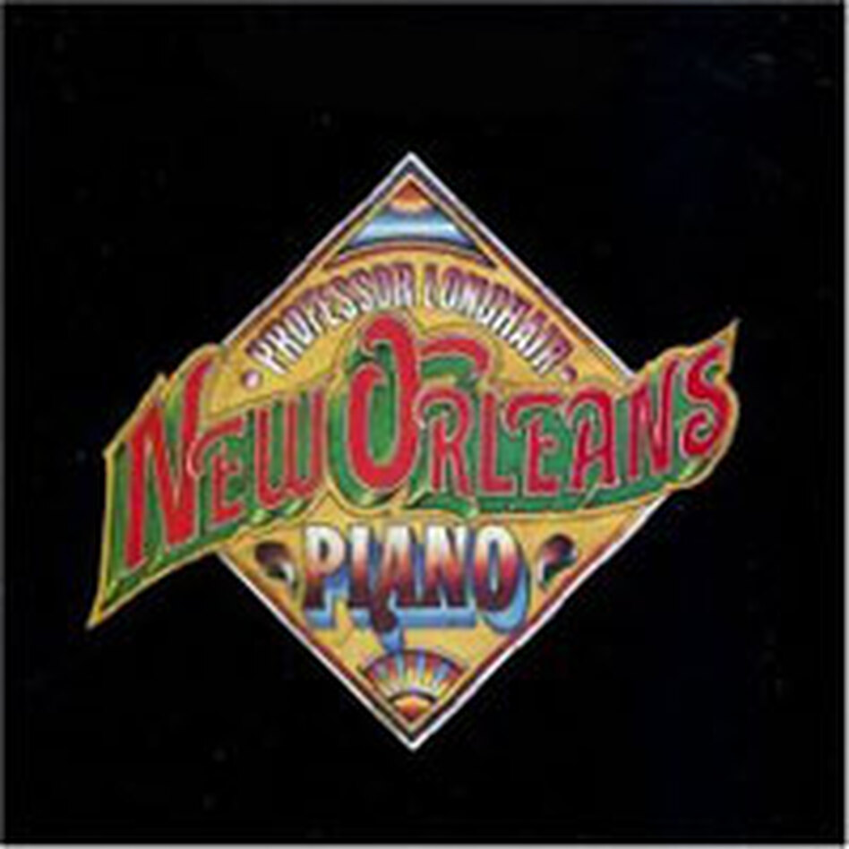 Cover for New Orleans Piano