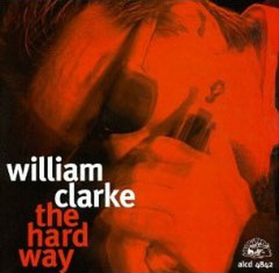 Cover for Hard Way