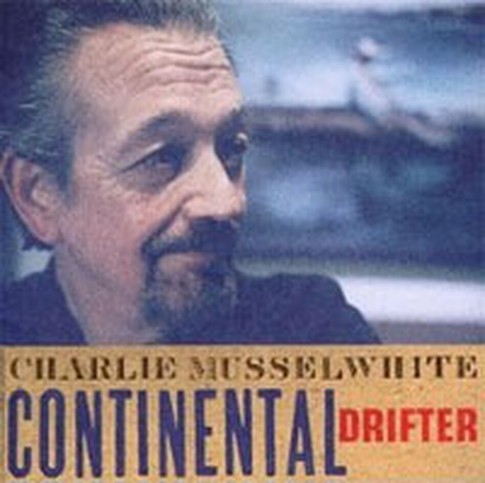 Cover for Continental Drifter