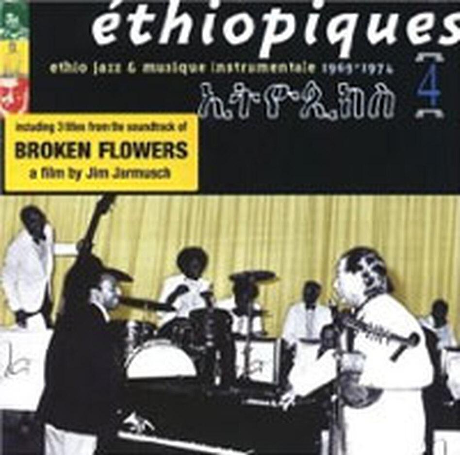 Cover for Ethiopiques, Vol. 4: Ethio Jazz & Musique Instrumentale, 1969-1974
