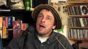 Vic Chesnutt: Tiny Desk Concert