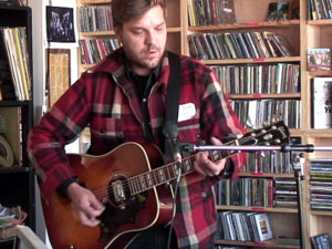 Watch David Dondero's Tiny Desk Concert.