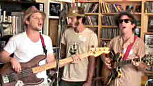 Dr. Dog: Tiny Desk Concert