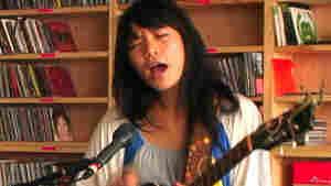 Thao Nguyen: Tiny Desk Concert
