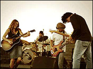 Grace Potter & The Nocturnals.