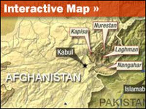 Interactive Feature: Afghanistan Casualties