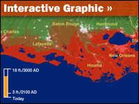 Interactive: Rising Temperatures, Disappearing Coastlines