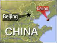 Map: Dalian, China