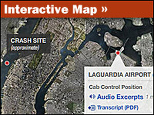 Interactive Map: Audio Tapes