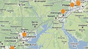 I-95: The Road Most Traveled : NPR