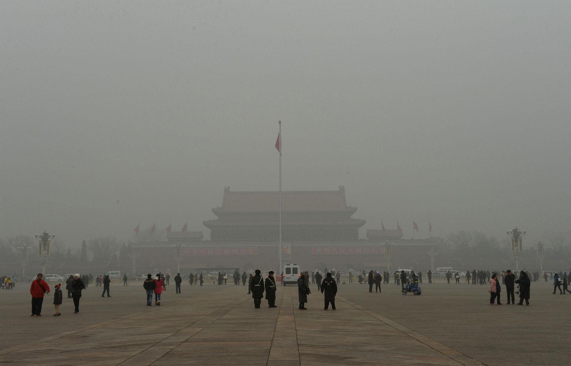 пекин погода в марте