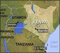 Kenyan Map
