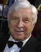 Elmer Bernstein at the 9th Annual Screen Actors Guild Awards in March 2003.