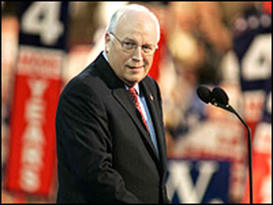 Dick cheney song