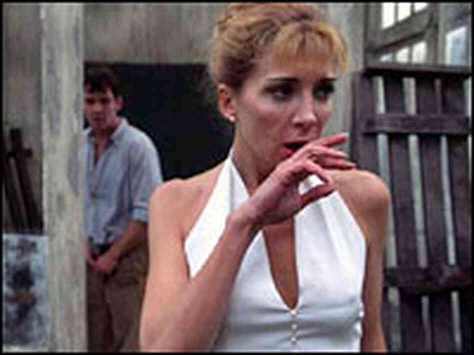 Natasha Richardson in 'Asylum.'