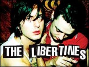 'The Libertines' CD Cover