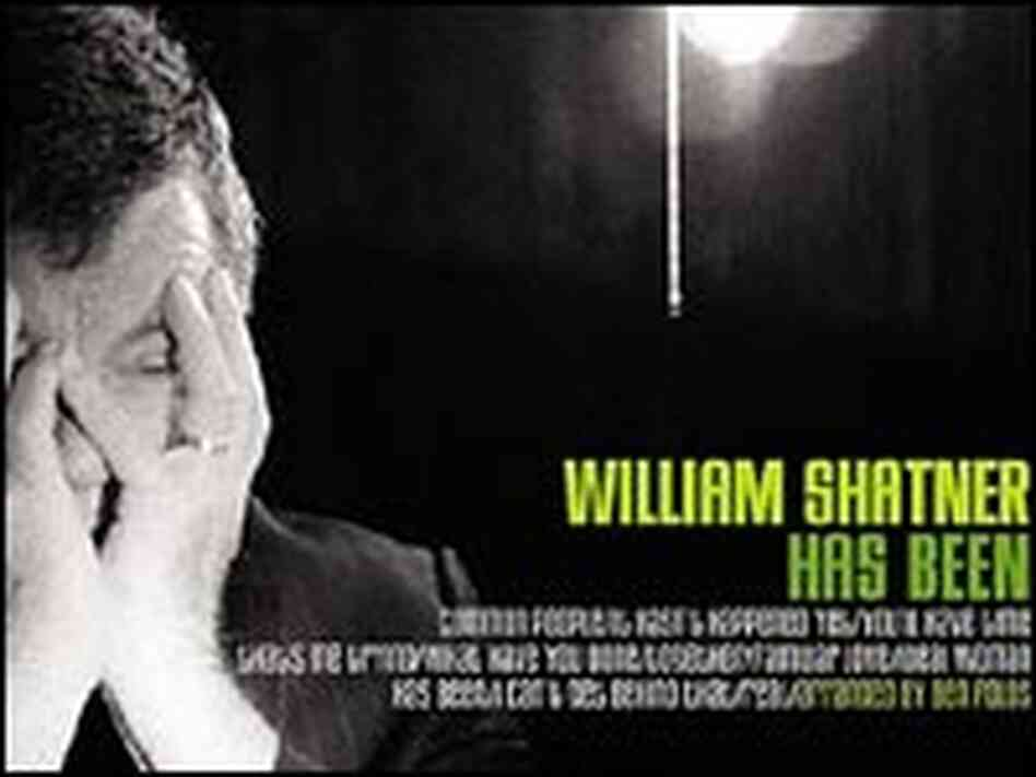 William Shatner's 'Has Been' CD