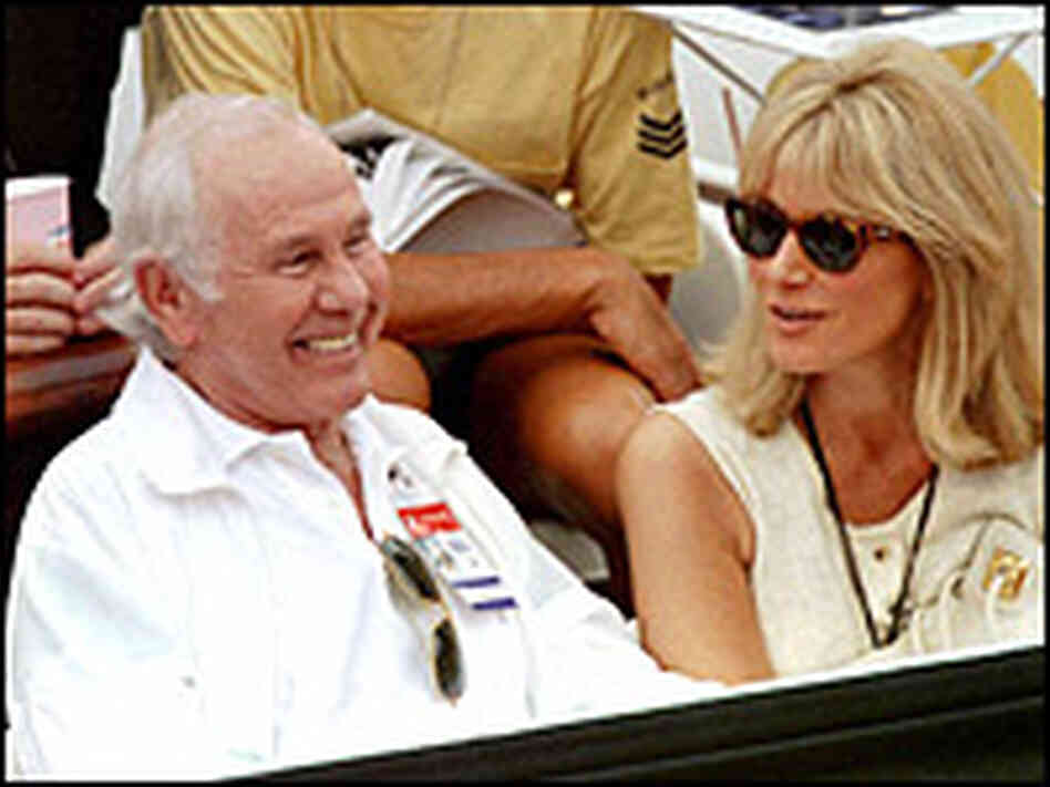 Johnny Carson Death Photos http://www.npr.org/templates/story/story.php?storyId=4463098